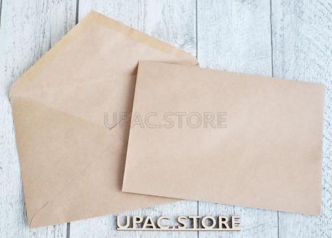 Крафт конверт C5