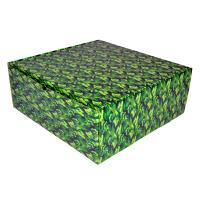 """Подарочная коробка """"камуфляж"""" 28*30*10 см"""